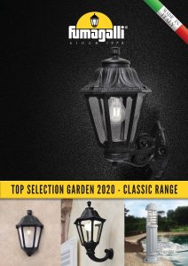 Официальный каталог уличных светильников Fumagalli 2020 - Top Selection Classsic
