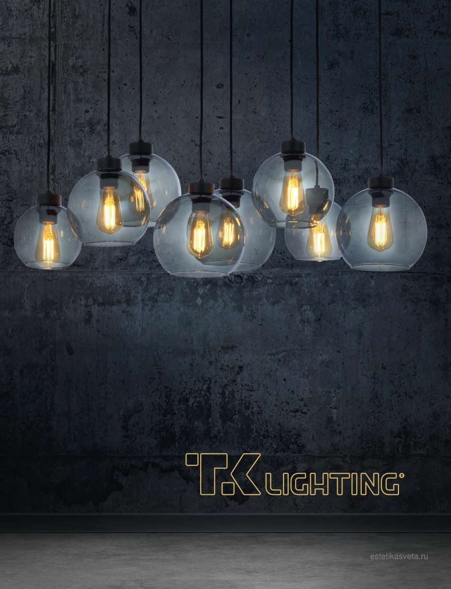 Каталог светильников TK Lighting 2020