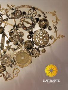 Официальный каталог светильников Lustrarte 2017-2020